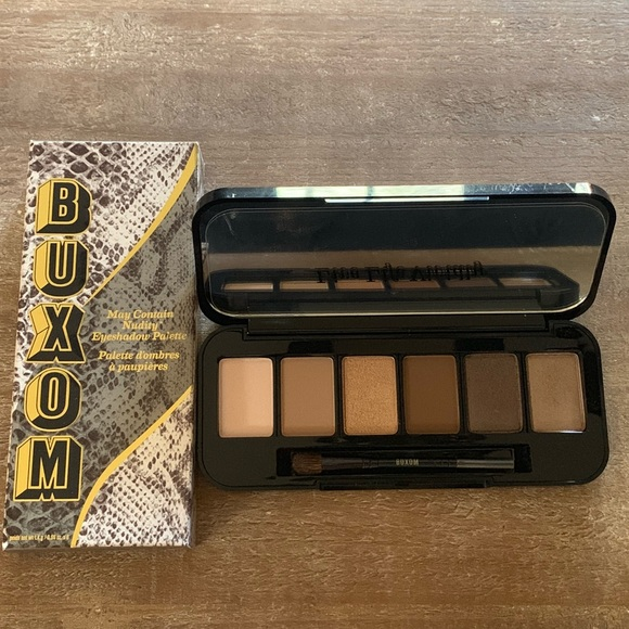 Buxom Other - Buxom- May Contain Nudity Eyeshadow Palette💜😻